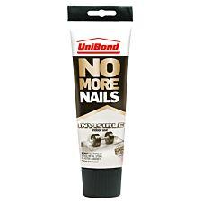 UniBond No More Nails Invisible Adhesive Tube - 184g
