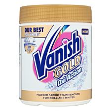 Vanish Oxi Action Gold Powder for Whites – 470g
