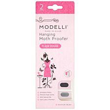 Acana Modelli Hanging Moth Proofers – 2 Pack, Fleur Rouge
