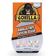 Gorilla Tape Crystal Clear - 8.2m