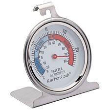 KitchenCraft Fridge and Freezer Thermometer