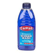 CarPlan All Seasons Screenwash - 1L