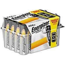 Energizer AAA Alkaline Power Batteries - 24 Pack