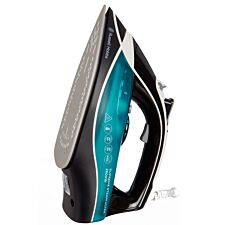 Russell Hobbs 23260 2600W Supreme Steam Ultra Iron - Black/Green