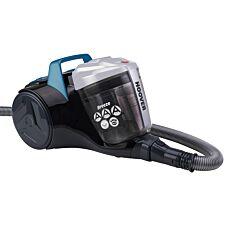 Hoover Breeze Pets BR71BR02 700W 2L Cylinder Vacuum Cleaner – Blue/Black/Silver