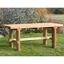 Zest4Leisure Wooden Rebecca Table