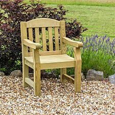 Zest4Leisure Wooden Emily Chair