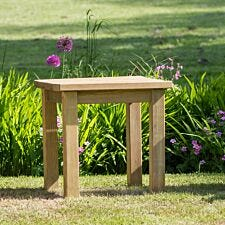 Zest4Leisure Emily Wooden Side Table