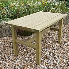 Zest4Leisure Wooden Emily Rectangular Table
