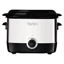 Tefal TE2200 Mini Deep 0.6kg Fat Fryer - Stainless Steel