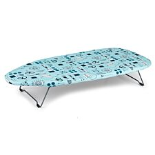 Sewing Print 73 x 33cm Tabletop Ironing Board
