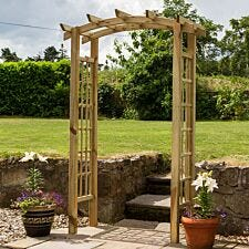 Zest4Leisure Moonlight Garden Arch