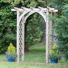 Zest4Leisure Horizon Garden Archway