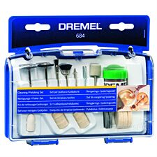 Dremel Cleaning/Polishing Accessory Set