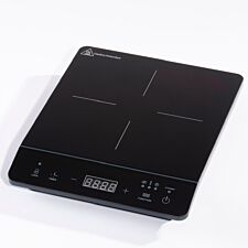 Daewoo SDA1805 2000W Single Induction Hob – Black