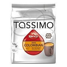 Tassimo Kenco Pure Colombian Coffee - 136g