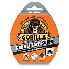 Gorilla Tape Silver - 11m
