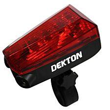 Dekton Laser Lane Bike Light - Red