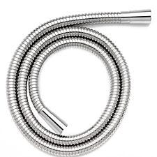 Croydex 1.5m Stainless Steel Shower Hose