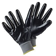 Briers Water-Resistant Gloves – Black