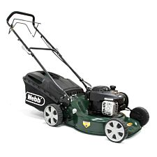 Webb R18SP Self-Propelled Steel Deck Rotary Petrol Mower