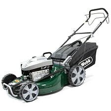 Webb R21HW 50cm Self-Propelled High-Wheel Rotary Petrol Mower