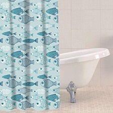 Sabichi Baby Fish PEVA Shower Curtain