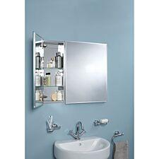 Croydex Halton Double Door Bi-View Cabinet