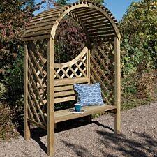 Rowlinson Keswick Garden Arbour