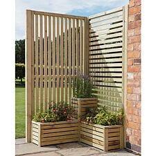 Rowlinson Garden Creations Corner Set