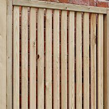 Rowlinson Garden Creations Vertical Slat Screens Pack of 4