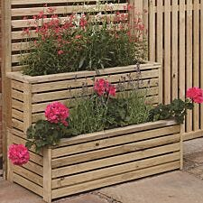 Rowlinson Garden Creations Tier Planter