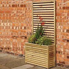 Rowlinson Garden Creations Tall Planter 900 x300