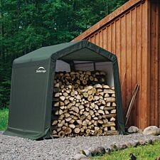 ShelterLogic 8ftx8ft Shed in a Box