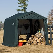 ShelterLogic 10ftx10ft Shed in a Box