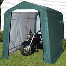 ShelterLogic 10ftx6ft Shed in a Box