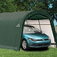 ShelterLogic 10ftx15ft Round Top Auto Shelter