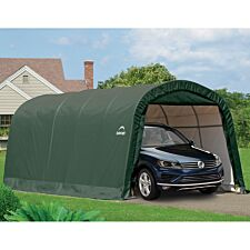 Rowlinson ShelterLogic 12ftx20ft Round Top Auto Shelter