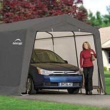 ShelterLogic 10ftx20ft Peak Style Auto Shelter
