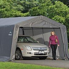 ShelterLogic 12ftx16ft Compact Auto Shelter