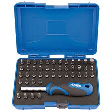 Draper 45-Piece Security Screwdriver Set
