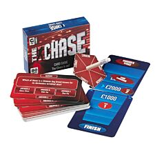 The Chase Travel Size Card Game