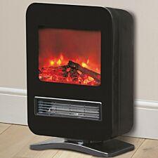 Daewoo 2000W Flame Effect Heater