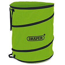 Draper 160L Garden Pop Up Tidy Bag - Green