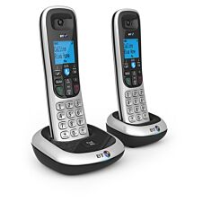 BT 2200 Cordless Home Phone with Nuisance Call Blocking - Twin