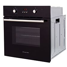 Russell Hobbs RHEO6501 65L Built-In Electric Oven - Black
