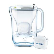 BRITA Style Water Filter Jug - 2.4L Grey