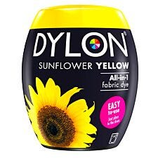 Dylon Machine Dye Pod 05 – Sunflower Yellow