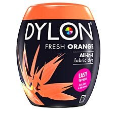Dylon Machine Dye Pod 55 – Fresh Orange