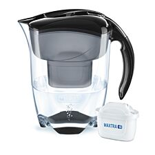 BRITA Elemaris XL Water Filter Jug - 3.5L Black